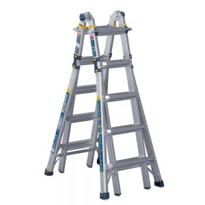 picture of Werner MTIAA 22 ft. Aluminum Telescoping Multi-Position Ladder Sale