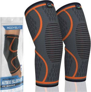 picture of Modvel Compression Knee Sleeves Sale