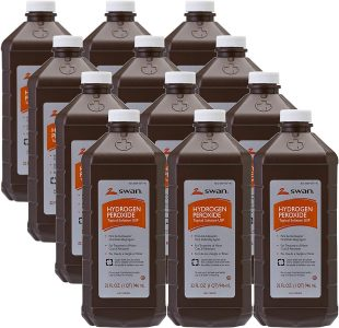 picture of Hydrogen Peroxide, 12-Pack Rubbing Alcohol in Stock