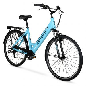 picture of Expiring Today: Hyper E-Ride Electric Bike, 700C Wheels Sale