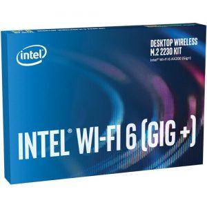 picture of Intel Wi-Fi 6 Desktop Wireless Card Sale