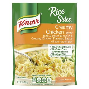 picture of Knorr Rice Sides Dish, 5.7 oz Pack of 8, Sale
