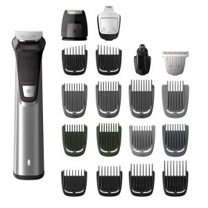 picture of Philips Norelco MG7750/49 Stainless Steel Multigroom Trimmer Sale