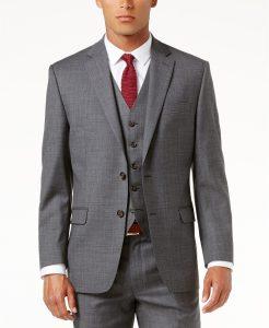 picture of Ralph Lauren Men's Solid Ultraflex Classic-Fit Wool Jacket Sale