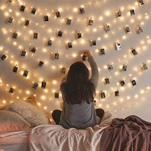picture of Vont Starry Fairy Lights, String Lights (66FT, 200 LEDs) Sale