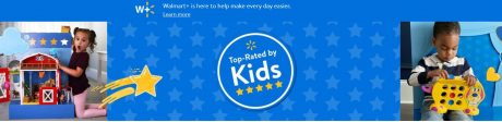 picture of Walmart Top-Rated Toy List 2021