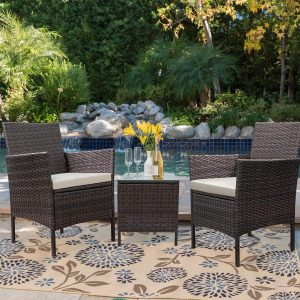 picture of Walnew 3 PCS Outdoor Patio Furniture Sale