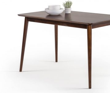 picture of Zinus Jen 47 Inch Dining Table Espresso Sale