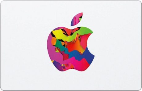 picture of $100 Apple Gift Card with Free $20 Best Buy e-Gift Card