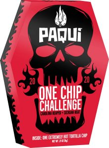 picture of 2020 Paqui One Chip Challenge, 0.21oz Box  Sale