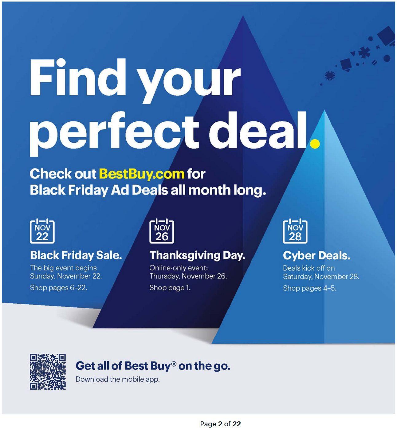 Best Buy Black Friday 2020 Ad