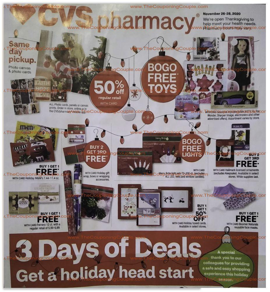 CVS Black Friday 2020 Ad