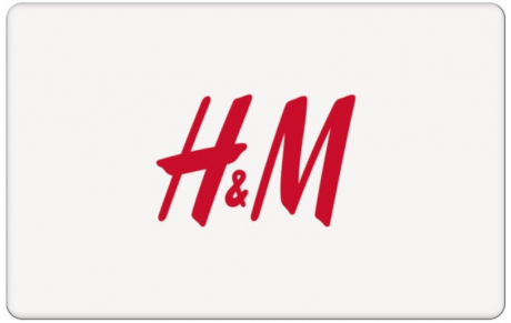 picture of $75 H&M Gift Card For $60 (Email Delivery) Sale