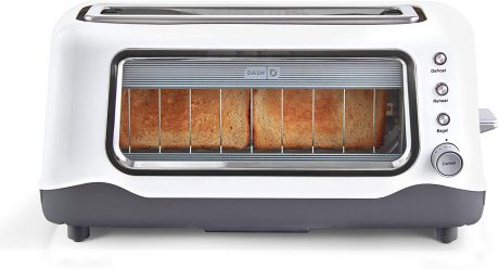 picture of Dash Clear View Toaster Sale