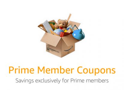 picture of Prime Member Instant Coupons