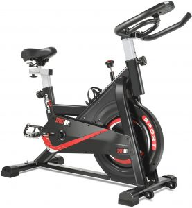 picture of RELIFE REBUILD YOUR LIFE Exercise Bike Indoor Cycling Bike Sale