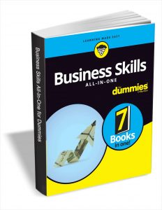 picture of Free eBook Business Skills All in 1 for Dummies