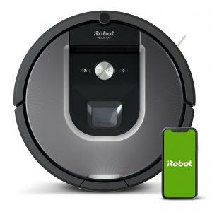picture of iRobot Roomba 960 Vacuum Cleaning Robot Sale