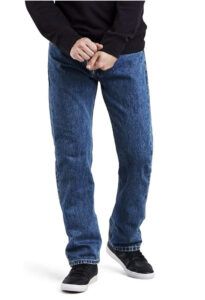 picture of Levi's Men's 505 Regular Fit Jeans Sale