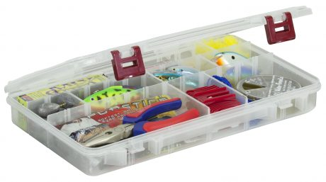 picture of Plano ProLatch Stowaway Large Clear Organizer Box Sale
