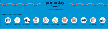 picture of Prime Day Sale Items - Home, Toys, Smart Home, Phones, More