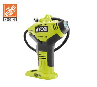 picture of Ryobi 18V ONE+ Cordless High Pressure Inflator Sale