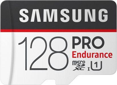 picture of Samsung 128GB Pro Endurance microSDXC Card Sale