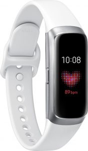 picture of Samsung - Galaxy Fit Activity Tracker + Heart Rate Sale