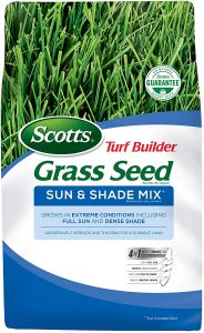 picture of Scotts Turf Builder Grass Seed Sun & Shade Mix 2800sq ft 7lb Sale