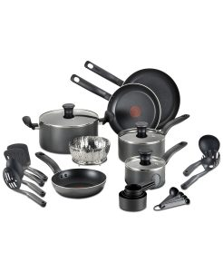 picture of T-fal 18-Pc. Nonstick Cookware Set Sale
