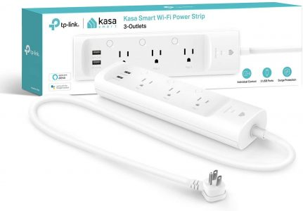 picture of TP-Link Kasa Smart Plug Power Strip Sale