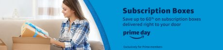 picture of Up to 60% off Subscription Boxes - Books, Food, Pets, More