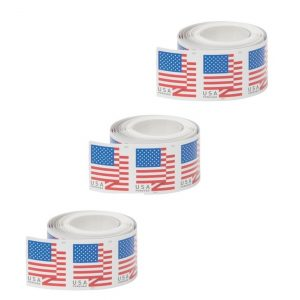 picture of USPS Forever Stamps (2018 U.S. Flag), 100-Pack, Sale