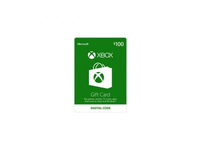 picture of $100 Microsoft Xbox Gift Card for $88 (Email Delivery) Sale