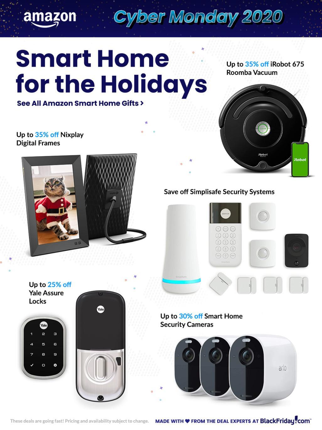 Amazon CyberMonday 2020 Ad