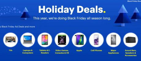 picture of Best Buy Treat Yourself Sale with Early Black Friday Deals