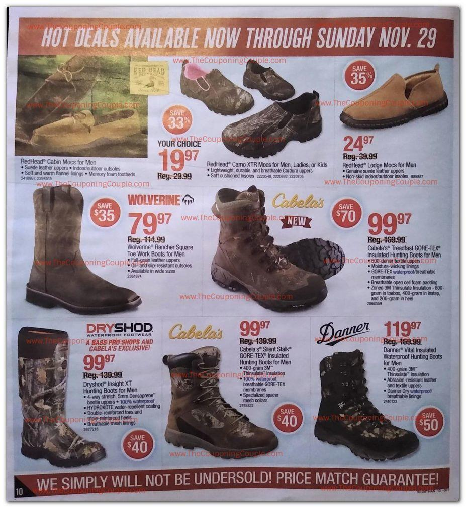 Bass Pro Cabelas Hardware Black Friday 2020 Ad