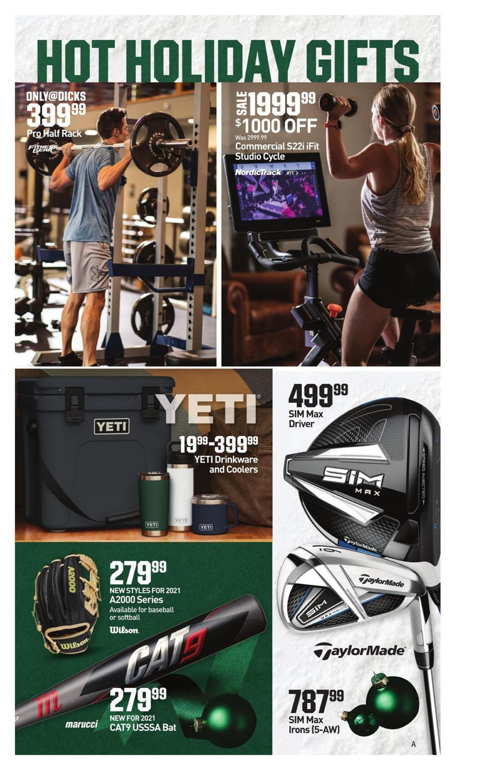 Dicks Sporting Goods Black Friday 2020 Ad