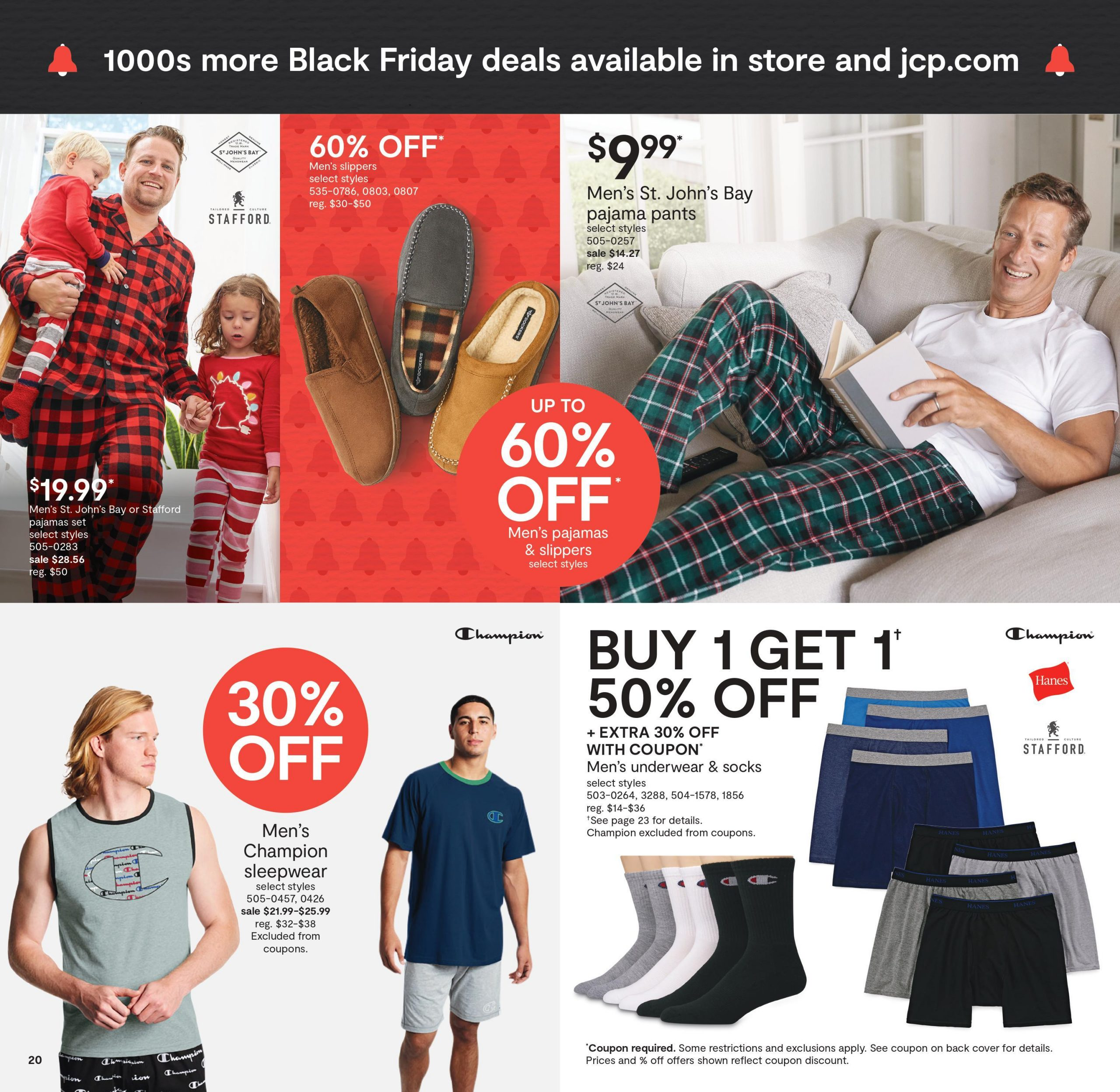 JC Penney Black Friday 2020 Ad