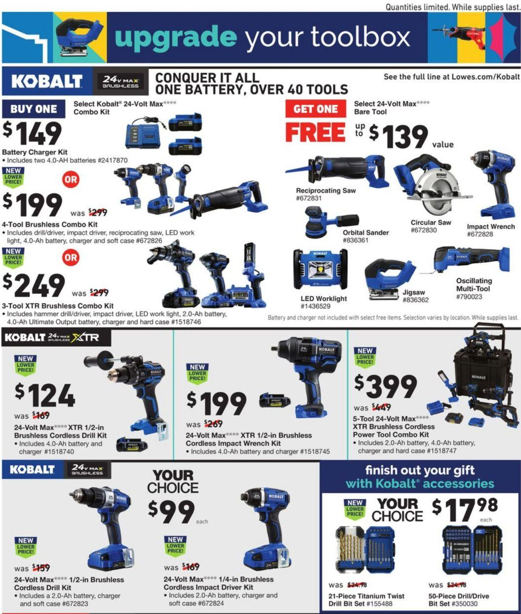 Lowes Black Friday 2020 Ad