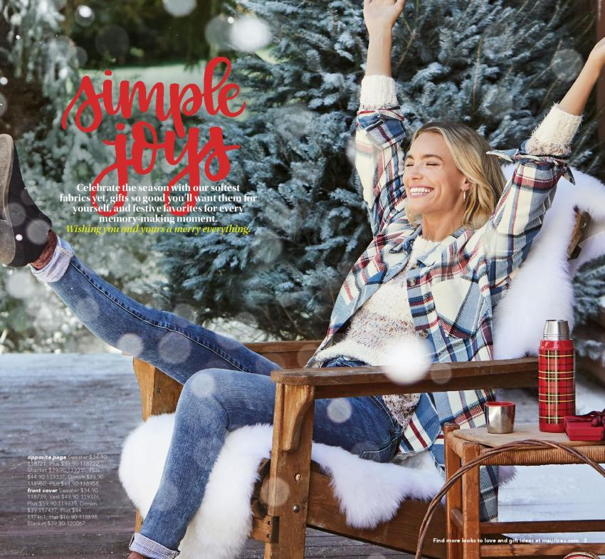 Maurices Black Friday 2020 Ad