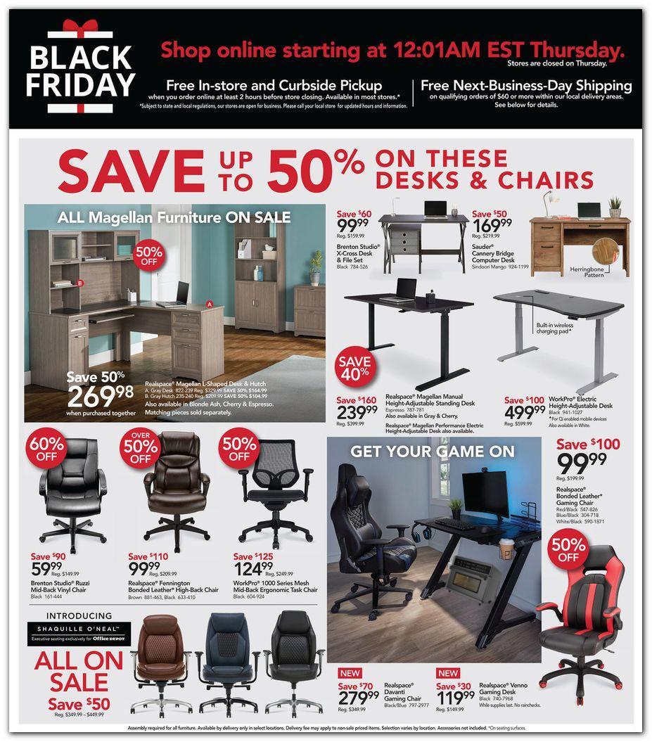 Office Depot Officemax Black Friday 2020 Ad