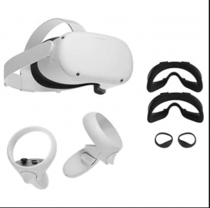 picture of Costco Members: Oculus Quest 2 VR Headset 256GB + Fit Pack Sale
