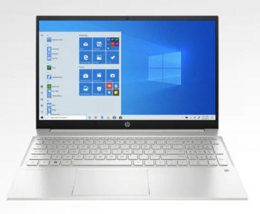 picture of HP Pavilion Laptop: Ryzen 7 4700U, 15.6