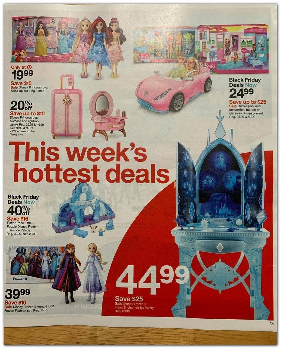 Target Black Friday 2020 Ad