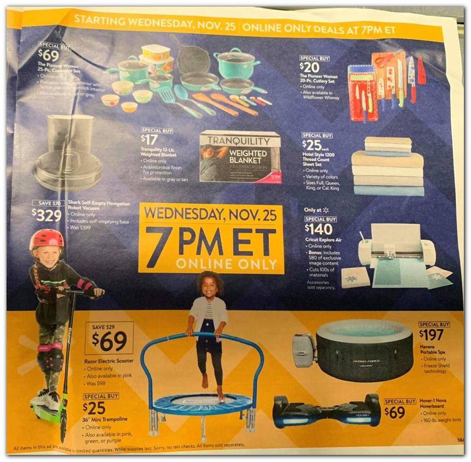Walmart Black Friday 2020 Ad