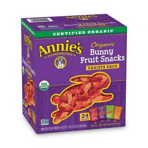 picture of Annie's Organic Bunny Fruit Snacks Sale
