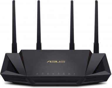 picture of ASUS RT-AX3000 Dual Band WiFi Router, WiFi 6 Sale