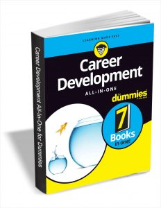 picture of Free eBook: Career Development All-in-One For Dummies