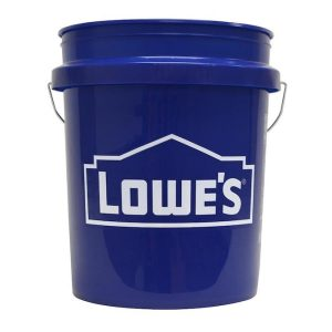 picture of Free Lowe's 5-Gallon Bucket